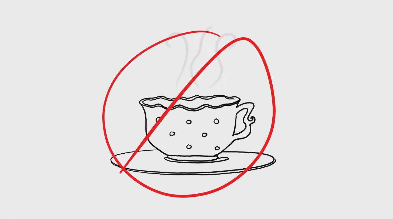 Как распознать границу насильственного секса на примере приглашения на чай
