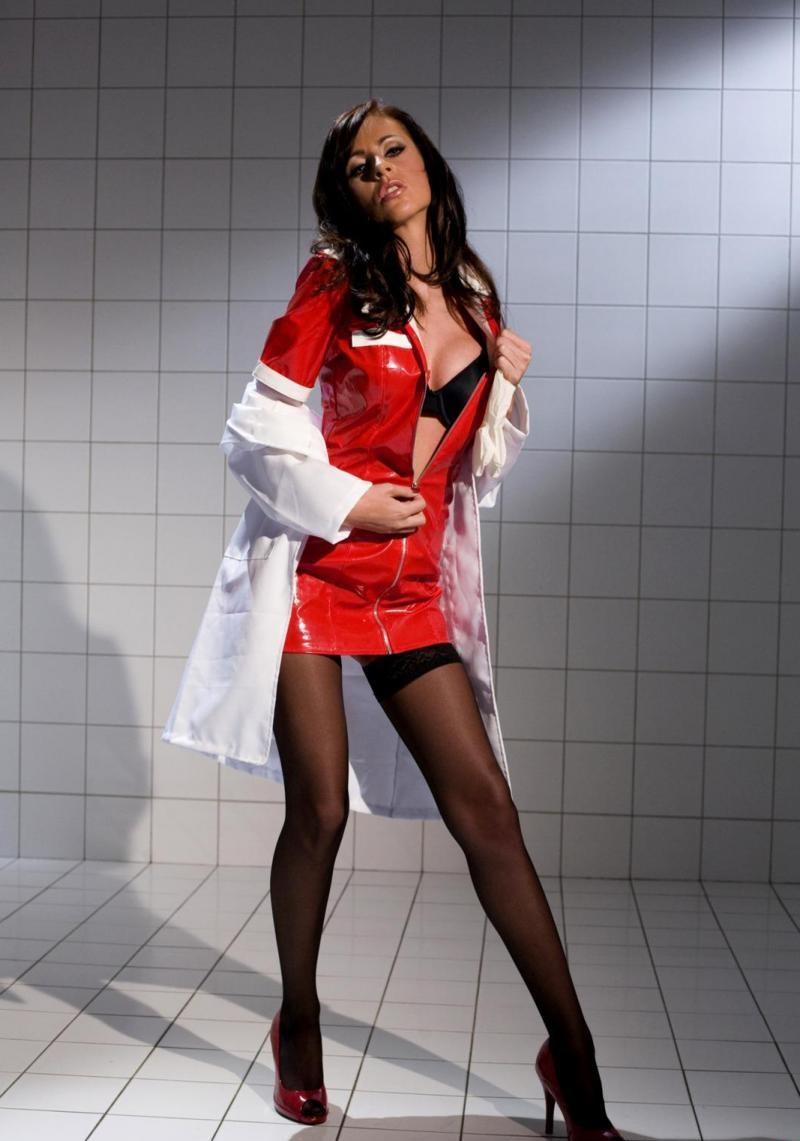 Порно в фото с медсестрами
